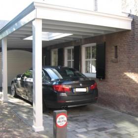 Klassieke Carport Te Sluis