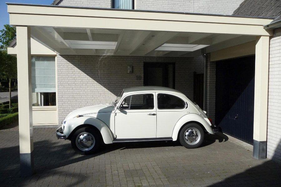 Klassieke Houten Carport 900×600