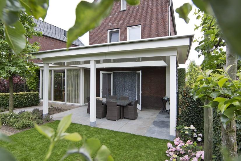 Creativo veranda huis aan il meglio del design degli interni - Veranda modern huis ...