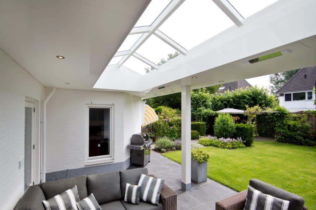 Strakke-veranda